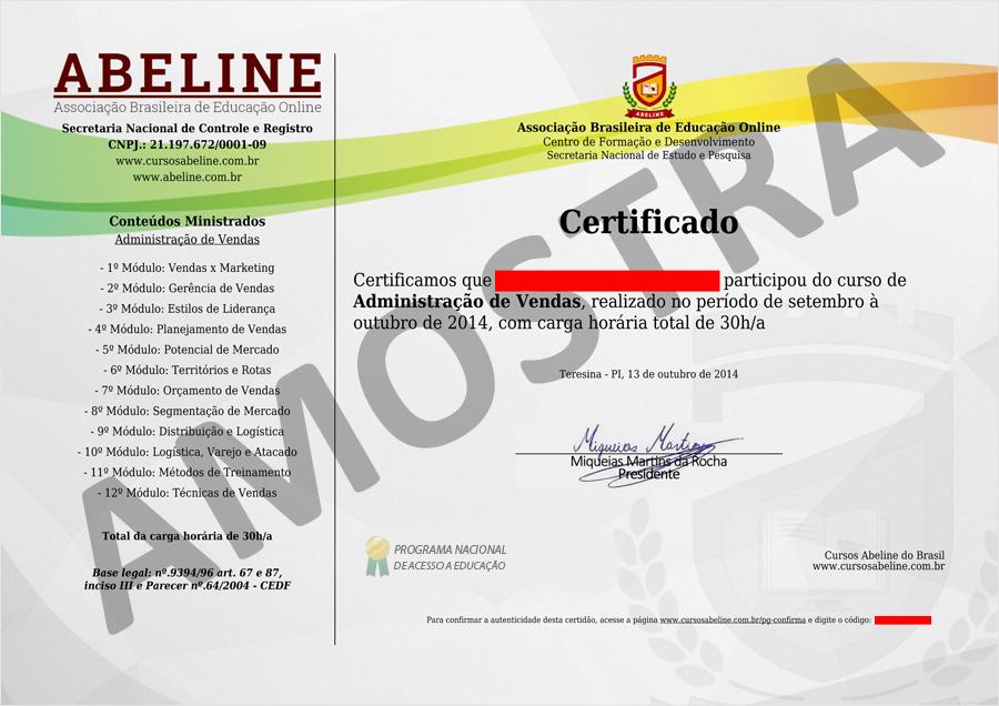 f09ac832b3 Cursos Online Grátis com Certificado - Certificado não é gratis