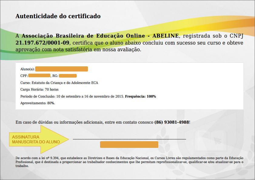 Cursos gratis com certificado