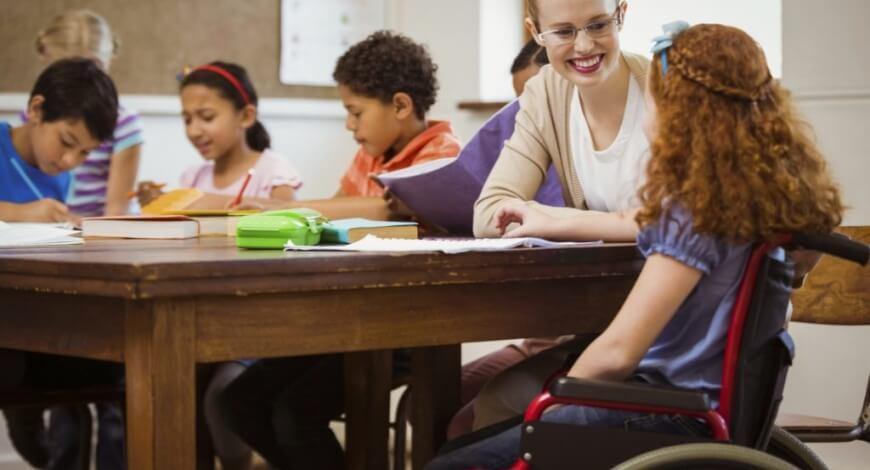Curso grátis de Acessibilidade Especial nas Escolas