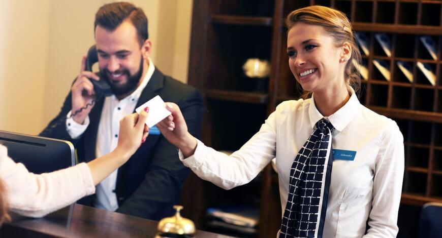 Curso grátis de Administração de Hotéis
