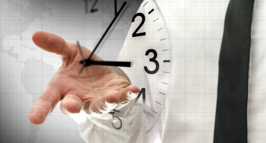 Curso grátis de Administração do Tempo