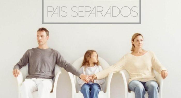 Conflito entre pais separados