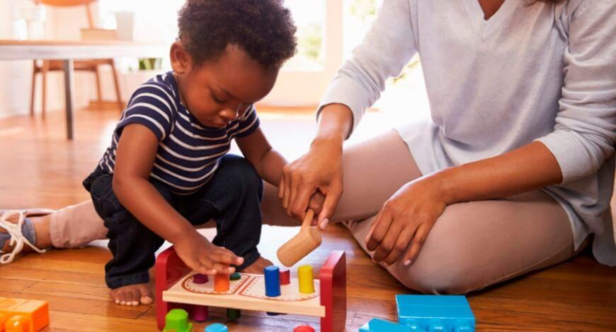 Curso grátis de Cuidado às crianças em Desenvolvimento