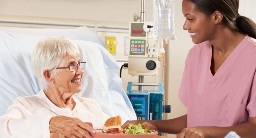 Curso grátis de Cuidados em Terapia Nutricional