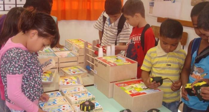 Equipamentos e Materiais Didáticos na Educação