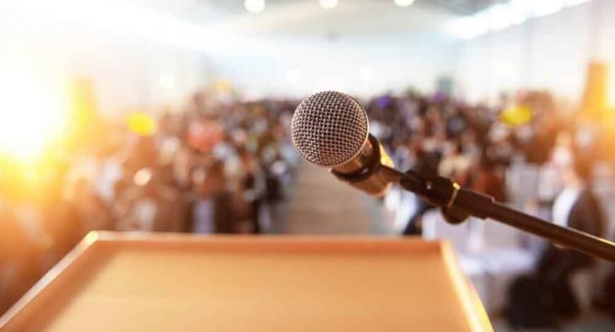 Curso grátis de Oratória e Apresentação em Público