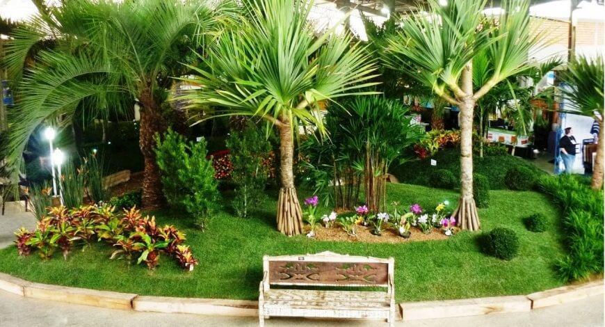 Curso grátis de Paisagismo e Plantas Ornamentais