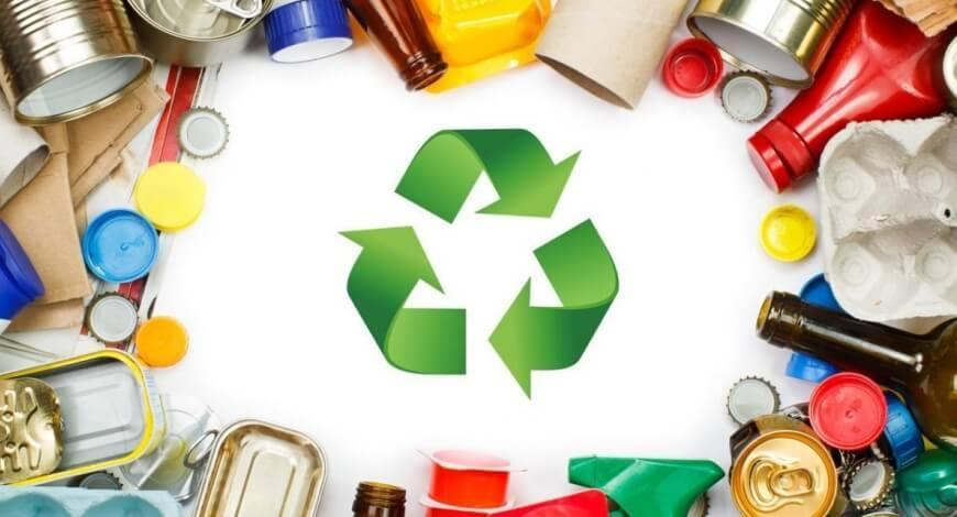 Curso grátis de Reciclagem